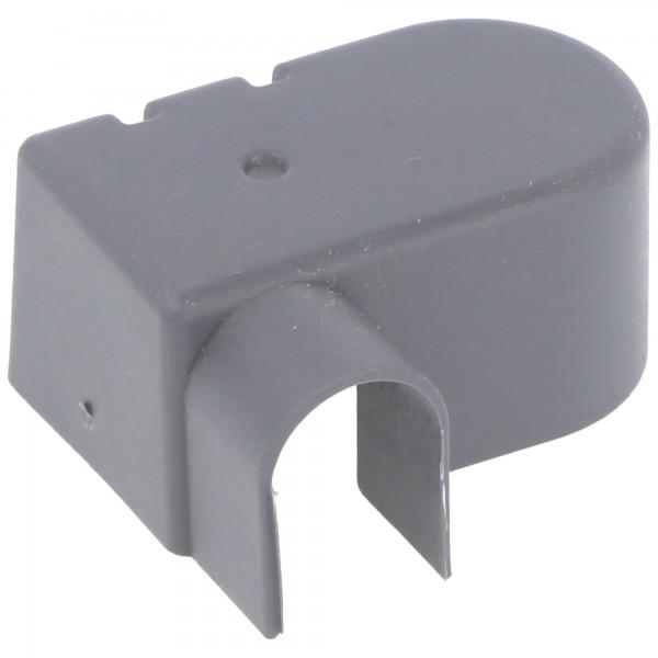 Couvercle de poteau pour batteries plomb-gel, y compris GF12025YG, A512 / 30G6, sélectionnable à gauche ou à droite