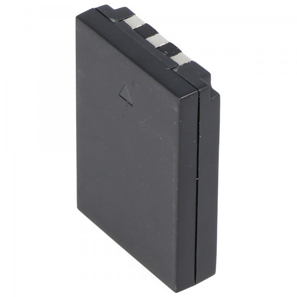 Batterie AccuCell adaptable sur Sanyo DB-L10, 1100mAh