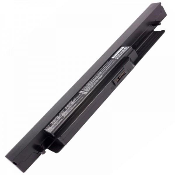 Batterie pour Lenovo IdeaPad U550 Batterie IdeaPad U450P, type L09S6D21, 4400mAh