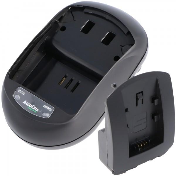 Chargeur AccuCell adaptable sur Panasonic VW-VBK180, VW-VBK360