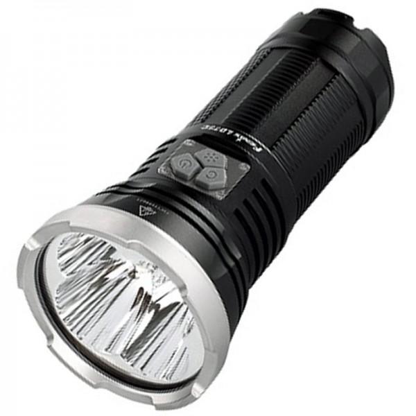 Lampe de poche LED Fenix LD75C max. 4000 lumens également avec LED rouge, verte et bleue