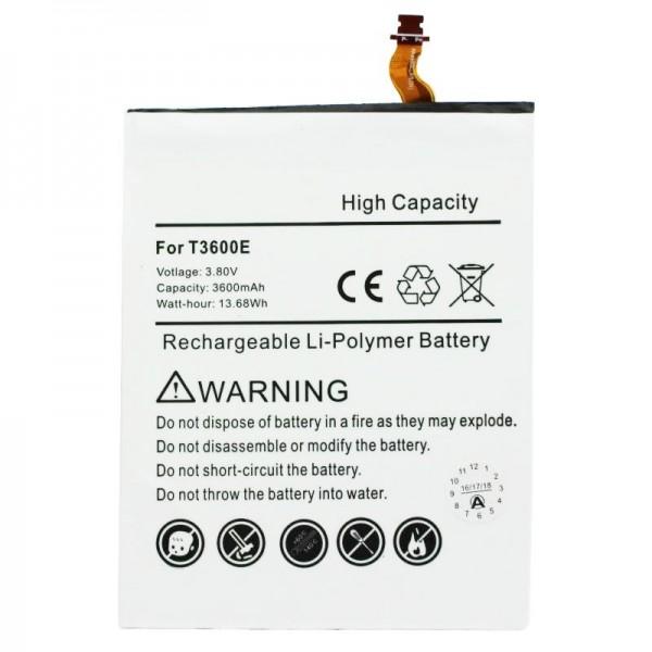 Batterie adapté pour Samsung Galaxy Tab 3 Lite 7.0 Batterie EB-BT111ABE,