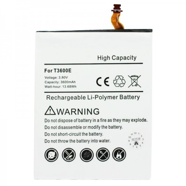 Batterie adaptée pour Samsung Galaxy Tab 3 Lite 7.0 Batterie EB-BT111ABE,