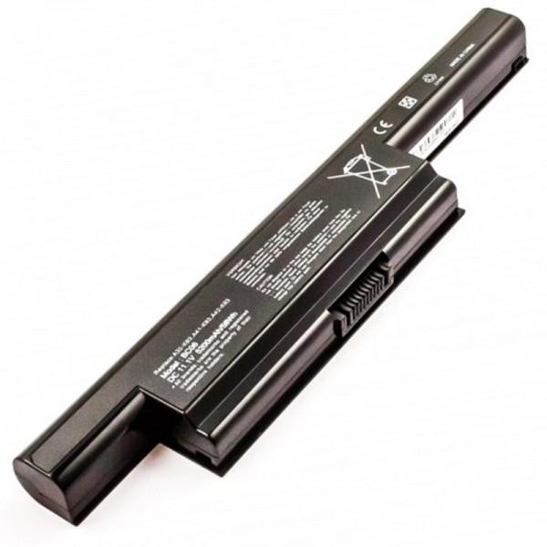 Batterie A32-K93 pour Asus série K93 type A32-K93 avec 11.1 Volt 5200mAh