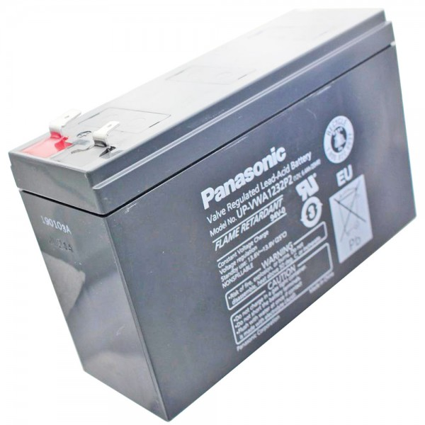 Batterie au plomb Panasonic UP-RWA1232P2 12Volt 4.5Ah